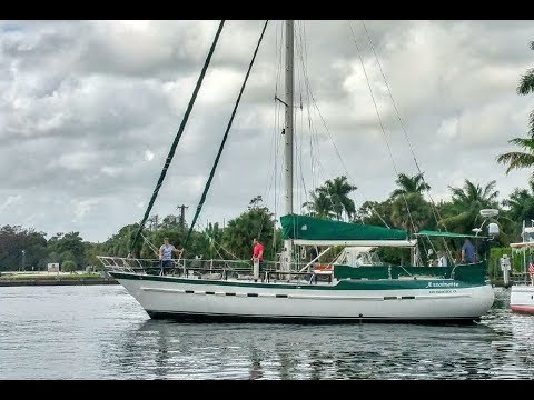 Flying Dutchman 12 - True Classic Voyager Completely Refit - For Sale by David Walters Yachts