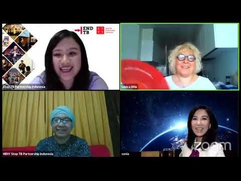 LIVE TBTALK Stop TB Partnership dan dr. Sonia Wibisono