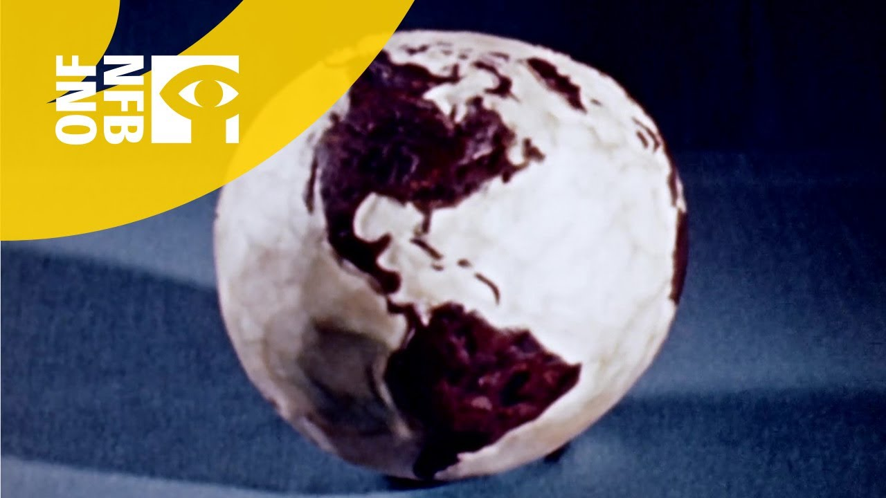 """Watch """"The Impossible Map,"""" a Short Animated Film That Uses a Grapefruit to Show Why Maps of the Earth Are Misleading (1947)"""