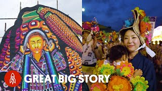 The World's Most Spectacular Festivals