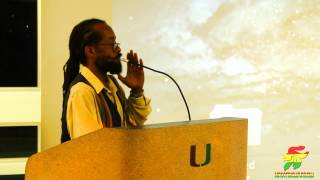Michael Barnett Lecture on Rastafari