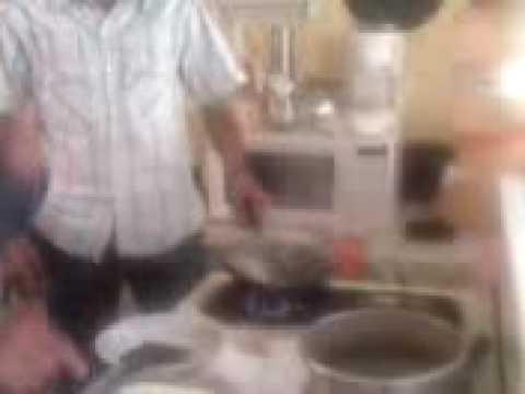 Sexo en la cocina india 4
