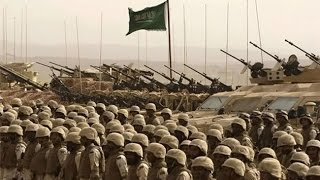 World War 3 Could Start This Month 350,000 Soldiers In Saudi Arabia Stand Ready To Invade Syria