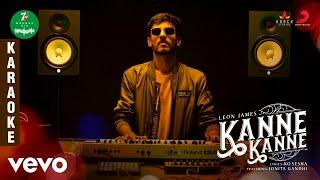 7UP Madras Gig - Kanne Kanne Karaoke | Leon James