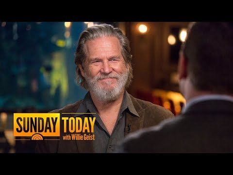 Jeff Bridges: 'Bad Times At The El Royale' Script Gave Me A Lot Of Surprises | Sunday TODAY