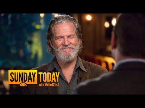 Jeff Bridges: 'Bad Times At The El Royale' Script Gave Me A Lot Of Surprises | Sunday TODAY
