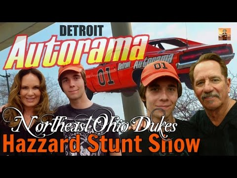 THE DUKES OF DETROIT: Hazzard County Stunt Show ft. Northeast Ohio Dukes!!! (CM40 Vlog)