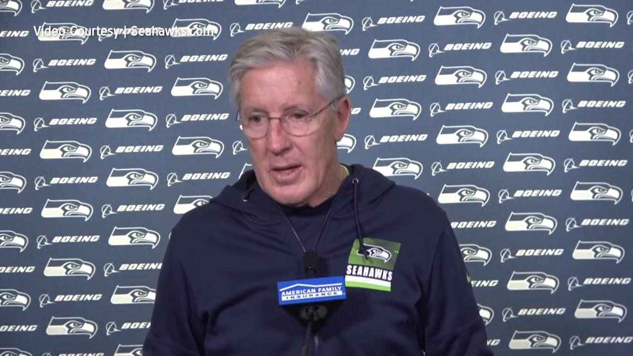 Pete Carroll on Seattle Defense 2021-01-04