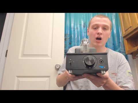 Darkvoice 336SE Tube Headphone Amplifier Review