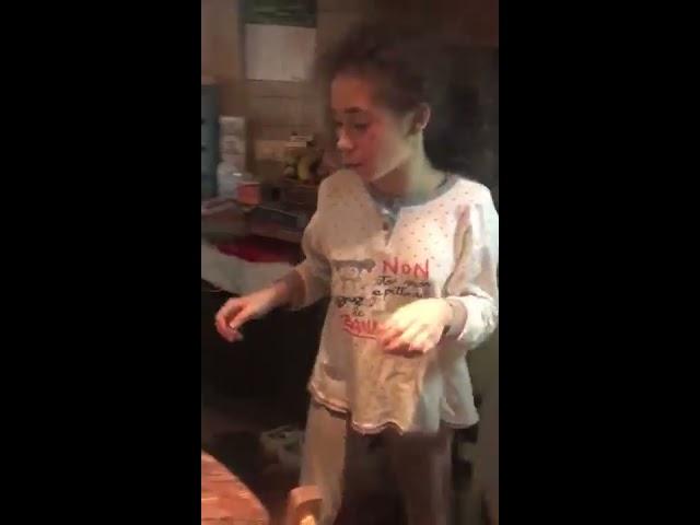 Nina - Waingunga - Cucina in Casa Marzo 2020