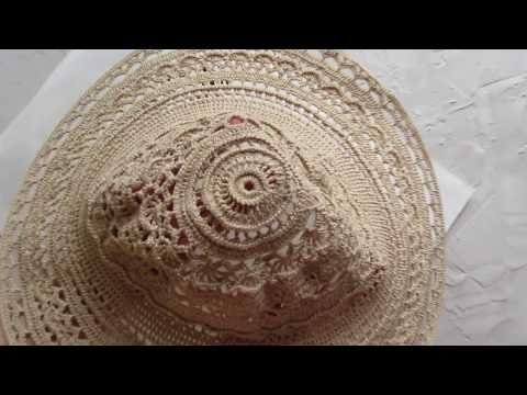 Краткий обзор вязаной шляпы с регилином