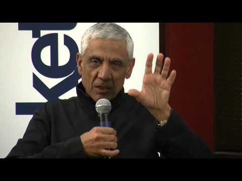 Rocketspace Q&A with Vinod Khosla: Insights for Entrepreneurs