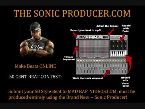 Online Beat Maker - Produce Rap Beats and Hip Hop Beats