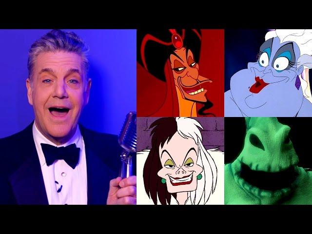 Villains Medley | Aladdin on Broadway Cast | Disney Sessions