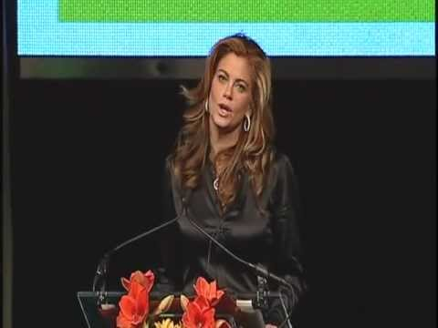 Kathy Ireland, 2011 Council for Life Luncheon