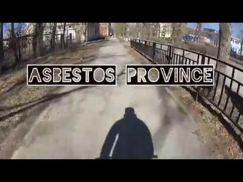 Горы мусора в Асбесте / BMX / Открытие сезона.