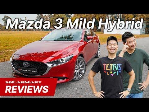 2019 Mazda 3 Sedan Mild Hybrid Astina Singapore | sgCarMart Reviews