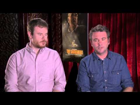 THE SACRAMENT Interview with AJ Bowen & Joe Swanberg