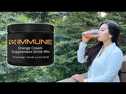 BEpic's B-IMMUNE supplement (official video)