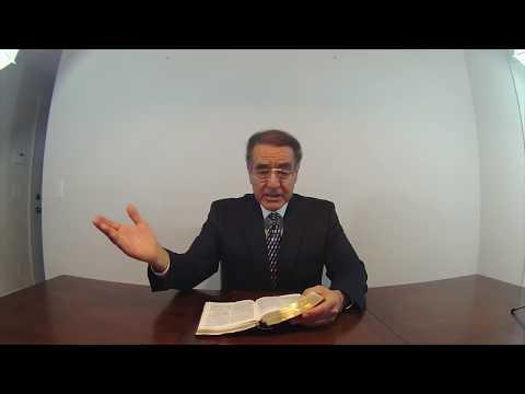 Estudio bíblico: Serie: Epístolas universales. Santiago - capítulo 3.  Mario Hernández. 08/09/2017