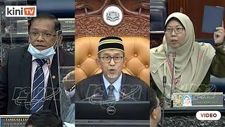 'Silap kira, saya tiada niat tipu Dewan Rakyat' - Shahbudin Yahya