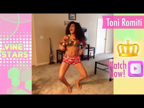 Toni Romiti Vine Compilation | BEST ALL VINES ULTIMATE [HD]