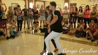 Esteban y Miriam - Casablanca - BCN Sensual Bachatea 2018