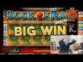 BIG WIN!!!! Book of Ra 6 Big win - Casino - Bonus Round (Huge Win)