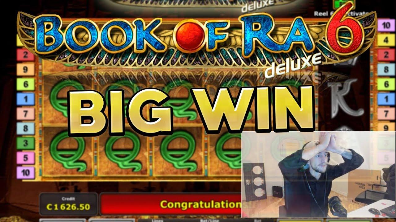 Book Of Ra Casino Bonus