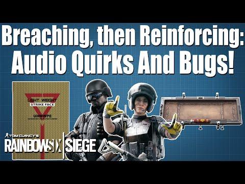 Always Breach Before Reinforcing! - Rainbow Six Siege
