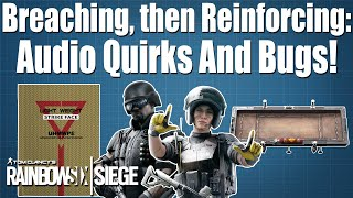 Always Breach Before Reinforcing! - Rainbow Six Siege