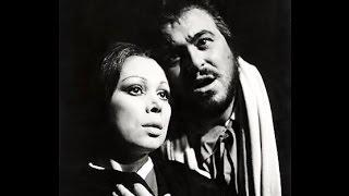 """MIRELLA FRENI & LUCIANO PAVAROTTI """"VOGLIATEMI BENE"""" (MADAMA BUTTERFLY) Giacomo Puccini, HD"""