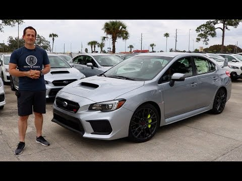 Is the 2019 Subaru WRX STi a GOOD daily driver?