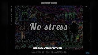 🔥🔥WIZKID - NO STRESS Instrumental Reproduced by Mykah