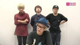 EMTG MUSIC にてKEYTALKのインタビュー&コメント動画を公開! http://m...