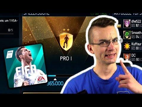 ROAD TO FIFA CHAMPION! FIFA 18 Mobile (deutsch)