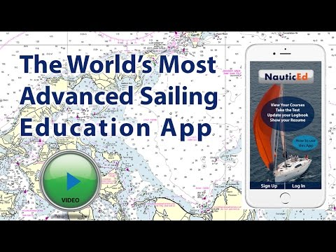 Sailing Apps, ebooks and Software by NauticEd