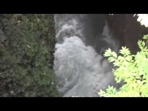 Water Fall Of Seti River | Pokhra, Nepal - HD