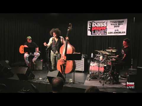 Carlos Del Puerto at Bass Player LIVE! 2013