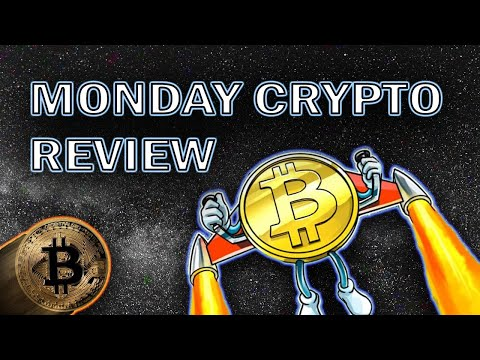 Weekly Crypto Market Review: Bitcoin Ready To Smash ATH! ETH Really Lagging!