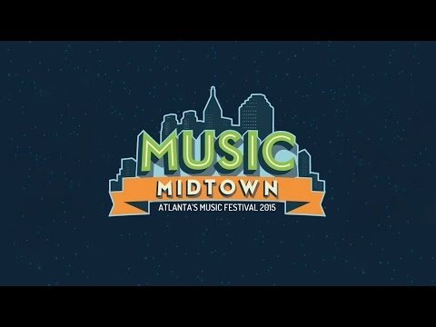 Tour Update: Music Midtown Festival 2015