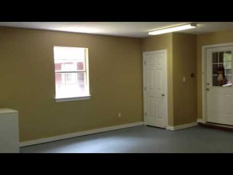Interior House Painting Garage Walls   Floor   YouTube