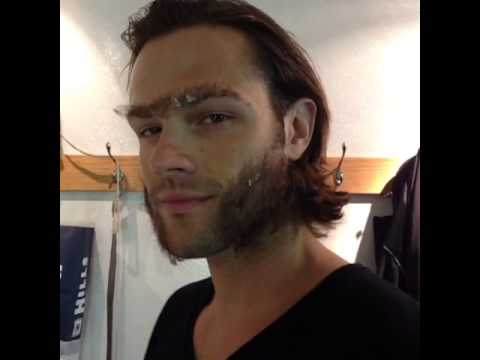 Jared Padaleckis Strange Transformation From A Werewolf