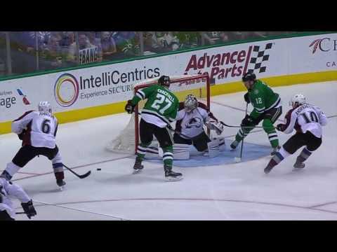 Colorado Avalanche vs Dallas Stars - April 8, 2017 | Game Highlights | NHL 2016/17
