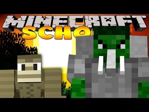 Minecraft School : SCHOOL TRIP TO THE SAFARI!