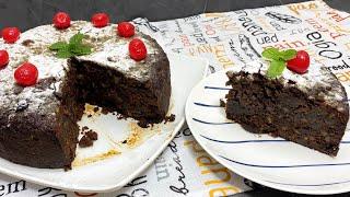 TORTA DE VINO RECETA COMPLETA - Receta Torta Negra Colombiana - Cómo Hacer Torta Envinada