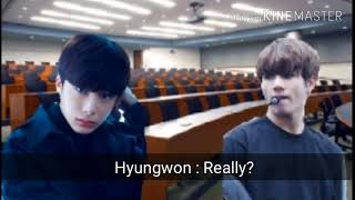 """""""My Bully falls for me"""" Jungkook {Bts} FF part 1"""