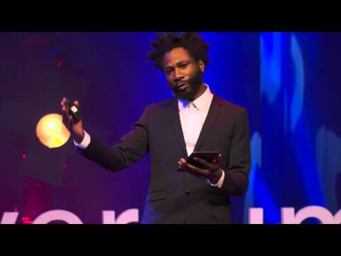 Should we celebrate the Image Society? | Michael Salu | TEDxHilversum
