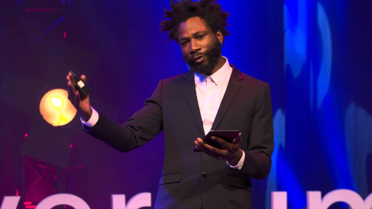 Should we celebrate the Image Society? | Michael Salu | TEDxHilversum