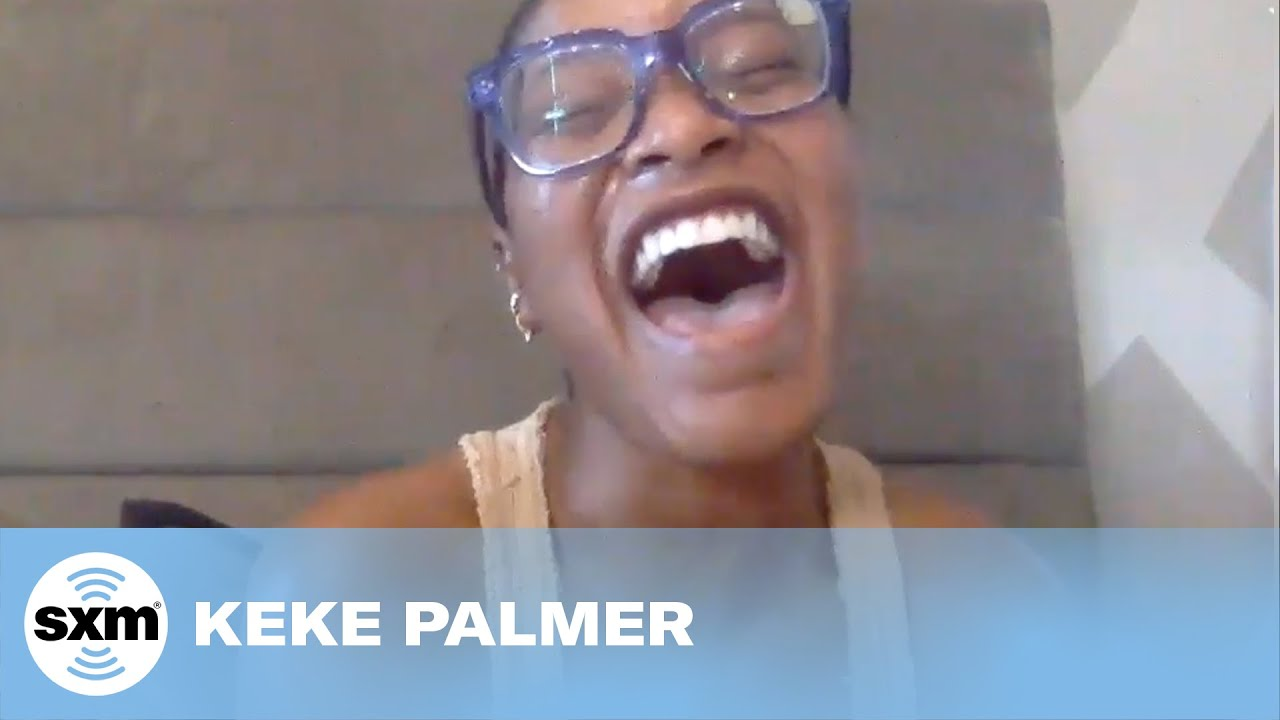 Keke Palmer Plays Celebrity Name Association with Cardi B, Issa Rae & Even Dick Cheney